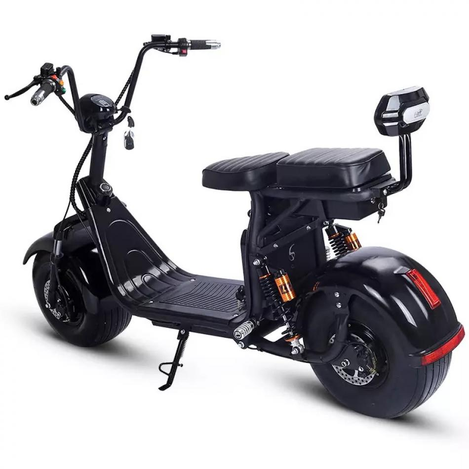Scooter move-e Street Comfort 1500W 1x20Amp Litio Extraible Matriculable