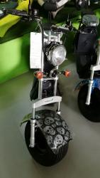 Scooter move-e Harley Comfort 1500W 2x20Amp Litio Extraible Matriculable